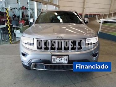 Jeep Grand Cherokee Limited 4x2 3.6L V6 usado (2016) color Plata precio $449,000