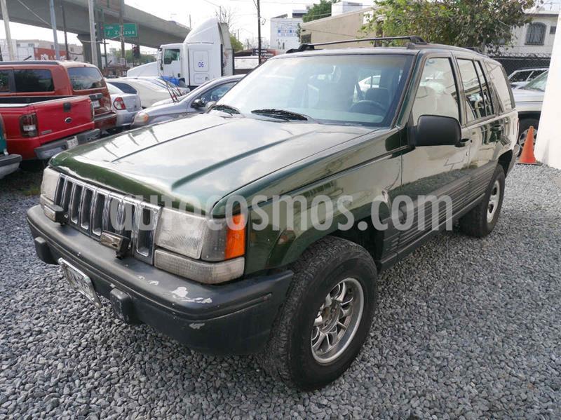 Jeep Grand Cherokee Laredo 4X4 Aut usado (1995) color Verde precio $45,000