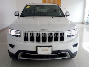 Jeep Grand Cherokee Limited 4X4 4.7L V8 usado (2016) color Blanco precio $437,000