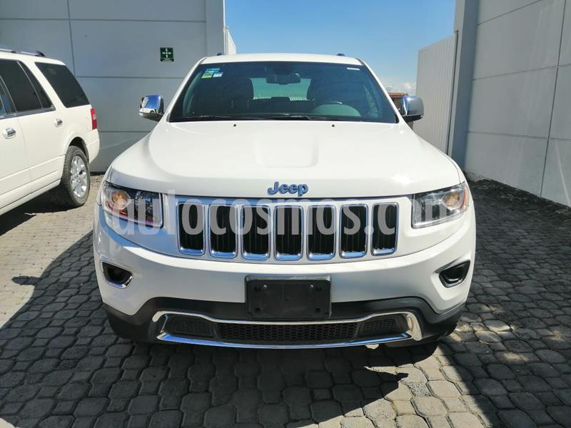 Jeep Grand Cherokee Limited 4x2 3.6L V6 usado (2016) color Granito precio $375,000