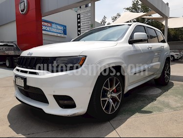 Jeep Grand Cherokee SRT-8   usado (2017) color Blanco precio $785,000