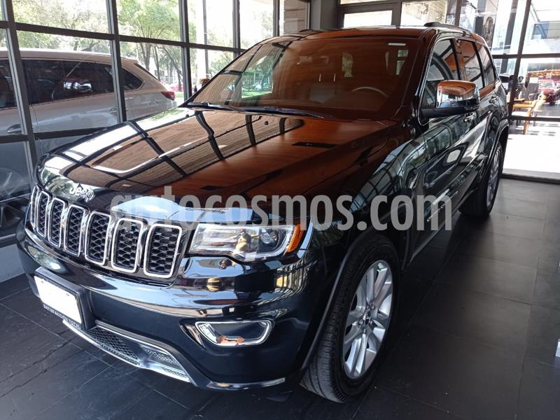 Jeep Grand Cherokee Limited Lujo Advance 5.7L 4x4 usado (2017) color Negro precio $515,000