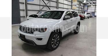 Jeep Grand Cherokee 5p Limited 4x2 V6/3.6 Aut Nav usado (2018) color Blanco precio $529,900