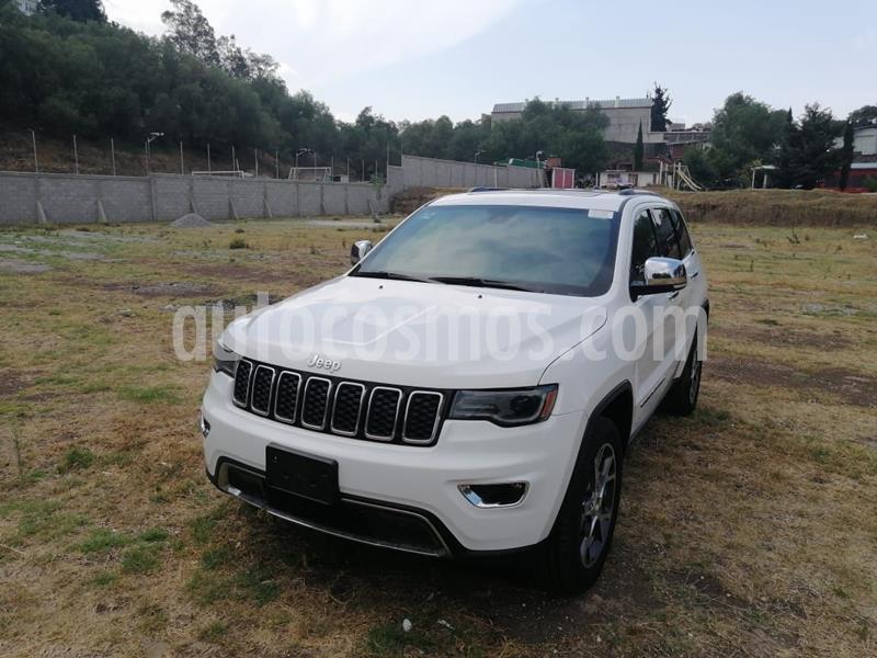 Jeep Grand Cherokee Limited Lujo 3.6L 4x2 usado (2019) color Blanco precio $774,900