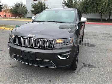 Jeep Grand Cherokee Limited Lujo 3.6L 4x2 usado (2019) color Gris precio $758,901
