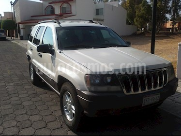 Jeep Grand Cherokee Limited 4X2 4.0L usado (2003) color Blanco precio $57,000
