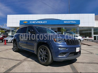 Jeep Grand Cherokee Limited X 3.6L 4x2 usado (2019) color Azul Perla precio $699,000
