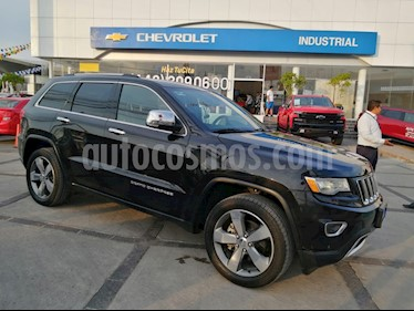 Jeep Grand Cherokee Limited 4x2 3.6L V6 usado (2015) color Negro precio $310,000