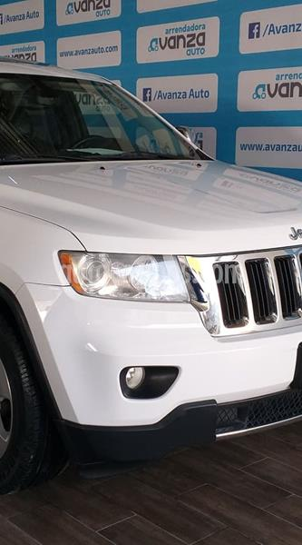 Jeep Grand Cherokee Limited Premium 4X2 5.7L V8 usado (2013) color Blanco precio $265,000