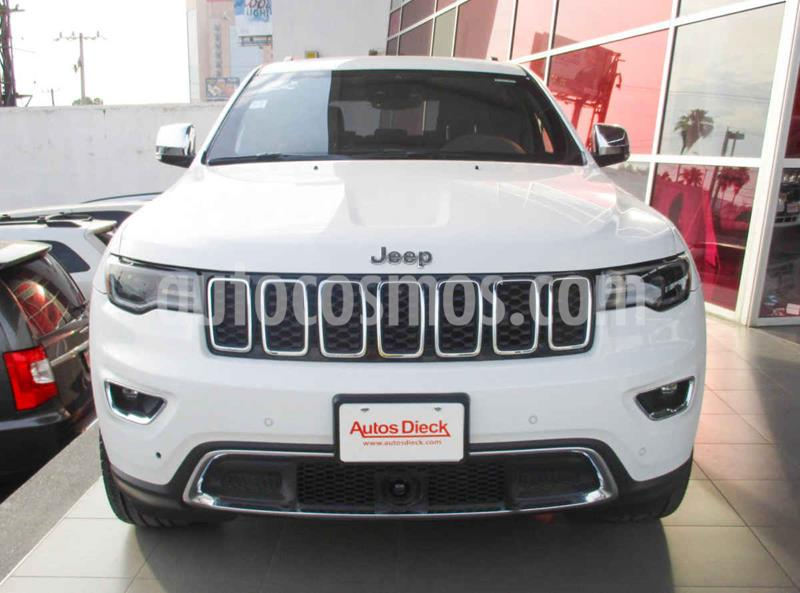 Jeep Grand Cherokee Blindada 5.7L 4x4  usado (2017) color Blanco precio $1,189,000