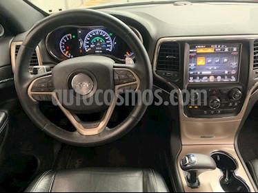 Jeep Grand Cherokee 5P LIMITED LUJO HEMI V8 5.7L TA PIEL QC GPS RA-18 usado (2014) precio $290,000