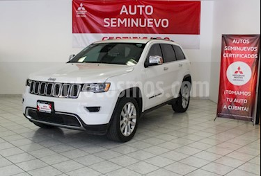 Jeep Grand Cherokee Limited 4x2 3.6L V6 usado (2017) color Blanco precio $515,000