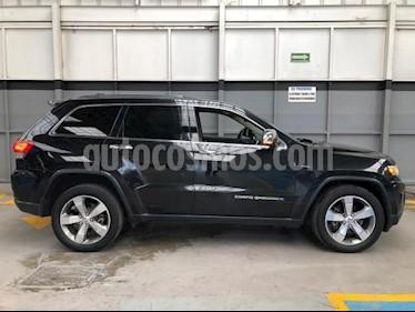 Jeep Grand Cherokee 5P LIMITED LUJO 4X2 V8/5.7 AUT usado (2014) color Negro precio $350,000