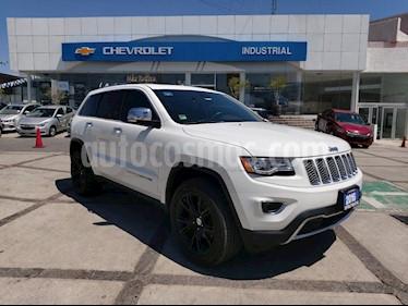 Jeep Grand Cherokee Limited Lujo 3.6L 4x2 usado (2016) color Blanco precio $439,000