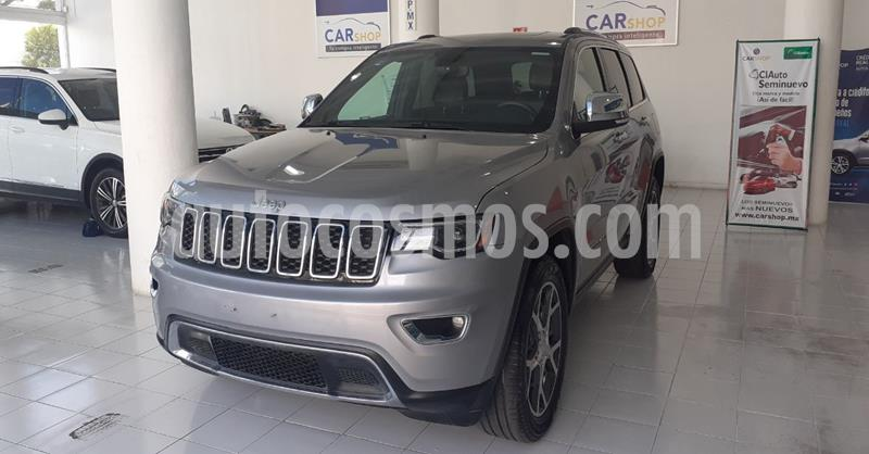 Jeep Grand Cherokee Limited Lujo 3.6L 4x2 usado (2019) color Plata Dorado precio $739,900