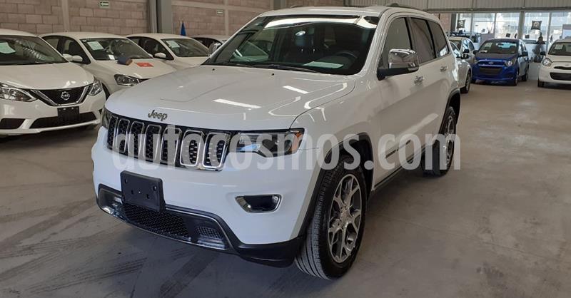 Jeep Grand Cherokee Limited Lujo 3.6L 4x2 usado (2019) color Blanco precio $739,900