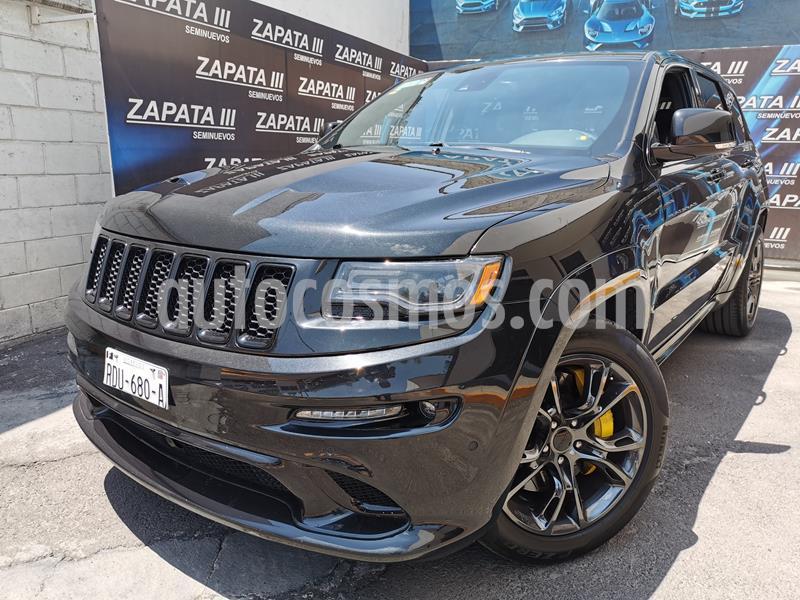 Jeep Grand Cherokee SRT-8   usado (2015) color Negro precio $595,000