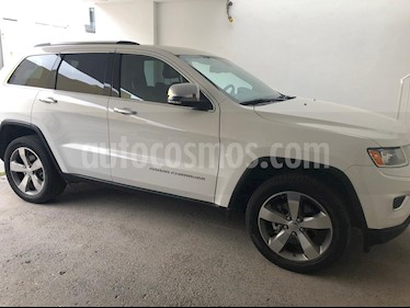 Jeep Grand Cherokee Limited Navegacion 4x2 3.6L V6  usado (2016) color Blanco precio $400,000