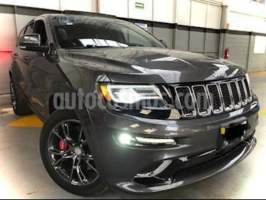 Jeep Grand Cherokee 5P SRT-8 HEMI V8 6.4L TA PIEL/GAMUZA QC GPS RA-20 usado (2015) color Naranja precio $680,000