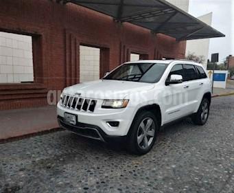 Jeep Grand Cherokee Limited Lujo 3.6L 4x2 usado (2015) color Blanco precio $370,000
