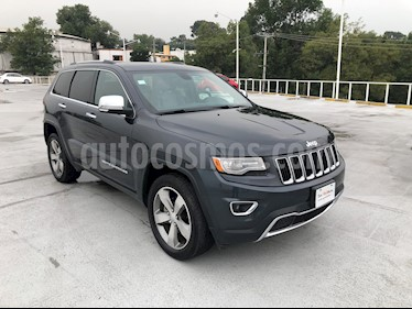 Foto Jeep Grand Cherokee Limited 3.6L 4x2 usado (2014) color Granito precio $315,000