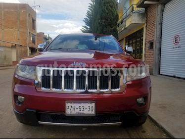 Jeep Grand Cherokee Limited Premium 4x2 5.7L V8 usado (2011) color Rojo precio $240,000