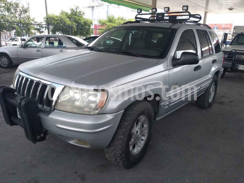 Jeep Grand Cherokee Limited 4X4 4.7L V8 usado (2004) color Dorado precio $85,000