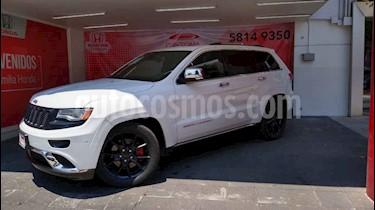 Jeep Grand Cherokee Overland 5.7L V8 4x4 usado (2015) color Blanco precio $419,000