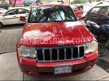 Jeep Grand Cherokee Limited Premium Navegacion 4x2 5.7L V8 usado (2010) color Rojo Infierno precio $155,000