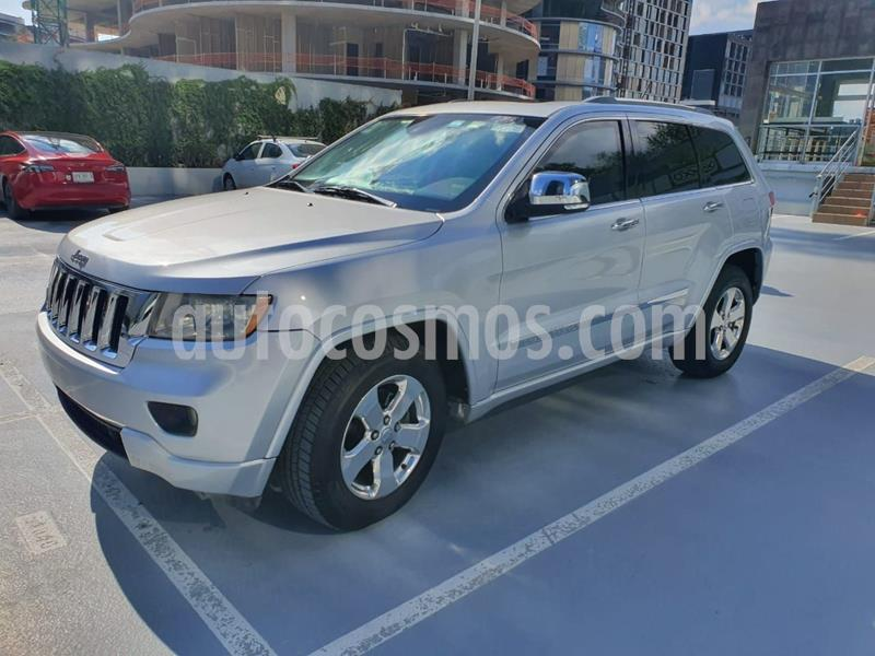 Jeep Grand Cherokee Limited Premium 4x2 5.7L V8 usado (2011) color Plata precio $379,000