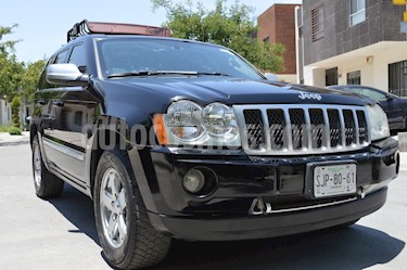 Foto venta Auto usado Jeep Grand Cherokee 4x4 Overland 5.7L V8 Tech Group (2006) color Negro precio $109,000