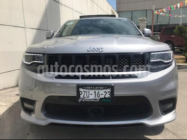 Foto venta Auto usado Jeep Grand Cherokee SRT-8 (2017) color Plata precio $975,000