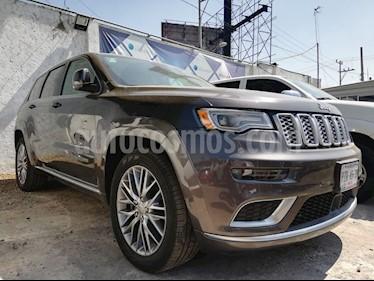 Foto venta Auto usado Jeep Grand Cherokee Summit Elite Platinum 5.7L 4x4 (2018) color Granito precio $915,000