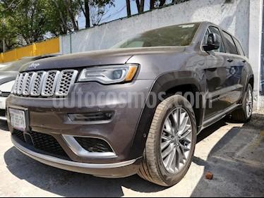 Foto Jeep Grand Cherokee Summit Elite Platinum 5.7L 4x4 usado (2018) color Granito precio $850,000