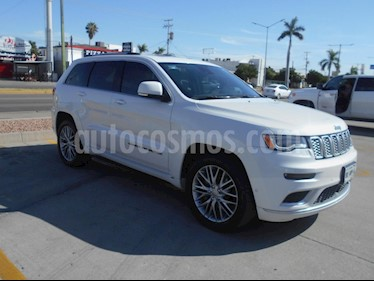 Jeep Grand Cherokee Summit Elite Platinum 5.7L 4x4 usado (2017) color Blanco precio $690,000