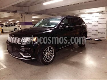 Foto venta Auto usado Jeep Grand Cherokee Summit Elite Platinum 5.7L 4x4 (2017) color Negro precio $680,000