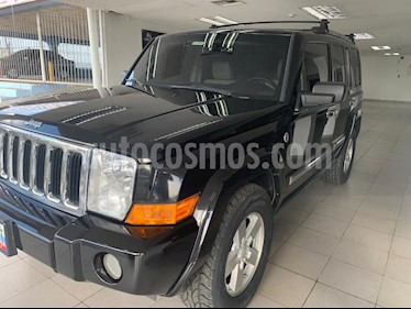 Jeep Grand Cherokee Limited usado (2007) color Negro precio BoF6.000