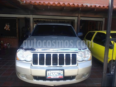 Jeep Grand Cherokee Limited 4.7L Aut 4x4 usado (2010) color Bronce precio u$s7.200
