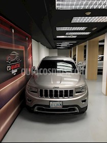 Jeep Grand Cherokee Limited Auto. 4x4 usado (2013) color Plata precio BoF19.000