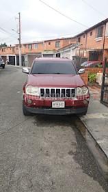 Jeep Grand Cherokee Laredo Auto. 4x4 usado (2007) color Rojo precio u$s5.000