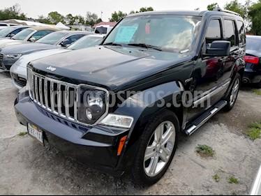 Foto venta Auto usado Jeep Liberty Limited 4x2 Nav (2012) color Negro precio $205,000