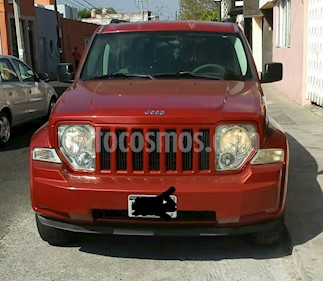 Jeep Liberty Limited 4x2 usado (2008) color Rojo precio $108,000