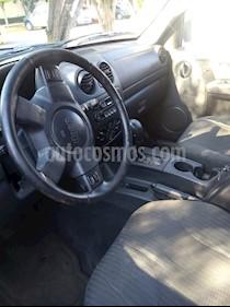 Foto venta Auto usado Jeep Liberty Limited 4X2 (2004) color Plata precio $88,000