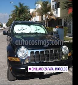 Foto venta Auto Seminuevo Jeep Liberty Limited 4X2 (2006) color Negro precio $75,000