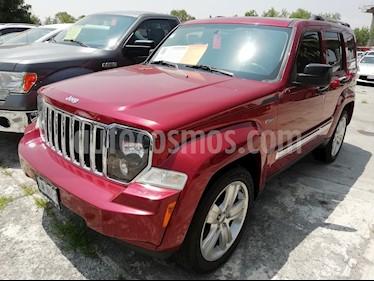 Foto venta Auto usado Jeep Liberty Limited 4x2 (2012) color Rojo Cerezo precio $179,000