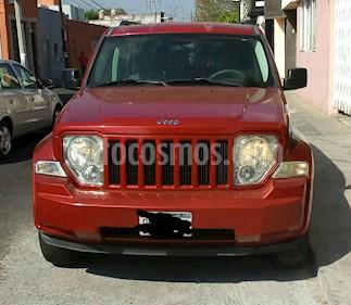 Foto venta Auto usado Jeep Liberty Limited 4x2 (2008) color Rojo precio $128,000