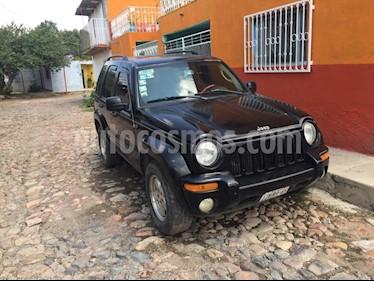 Foto venta Auto usado Jeep Liberty Limited 4X4 (2003) color Negro precio $70,000