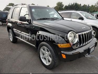 Jeep Liberty Limited 4X4 usado (2006) color Negro precio $84,500