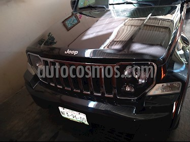 Foto Jeep Liberty Limited Jet 4x2 MyGiG Navegacion usado (2013) color Negro precio $225,000