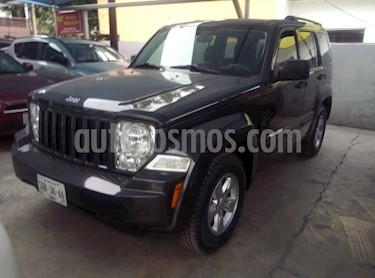 Jeep Liberty Limited 4X2 usado (2011) color Gris precio $179,000